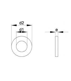 RONDELLE PLATE EPOXY - RPE