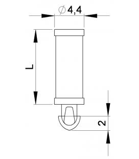 SUPPORT CI CLIP / PLAT - HSCP