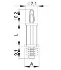 SUPPORT CI SAPIN / CLIP Série 01-03 - HSSC