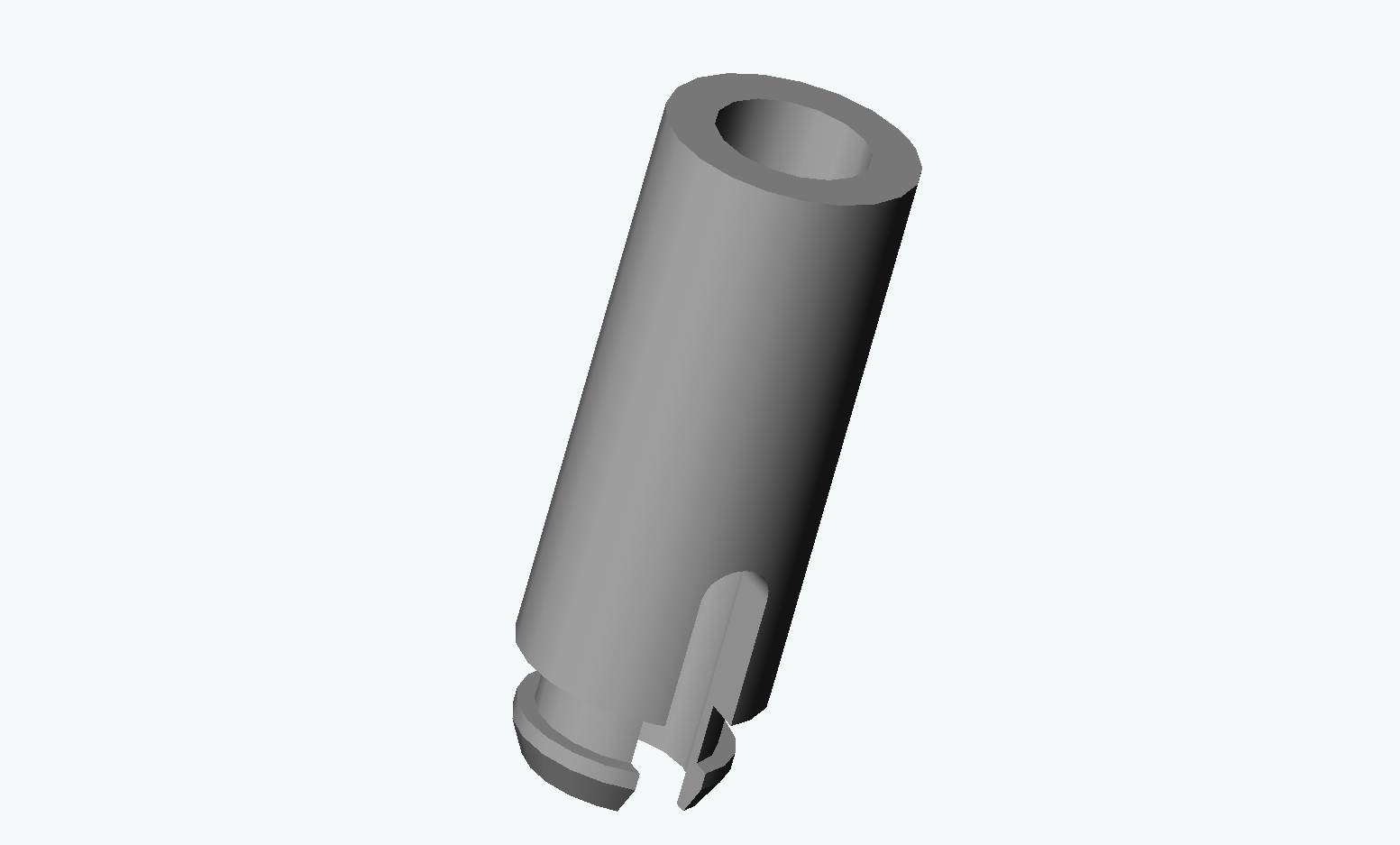 SUPPORT CI TUBE / CLIP - HSTC01-02-03