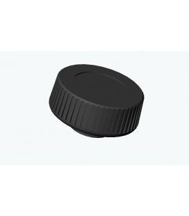 SDEN - ECROU DE MANOEUVRE PLASTIQUE/METAL SERIE D NON DEBOUCHANT