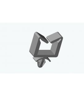 HPCEC01-02 - PASSE CABLE ETROIT CLIP