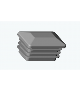 EGAP ANO - EMBOUT RECTANGULAIRE PYRAMIDALE A AILLETTES