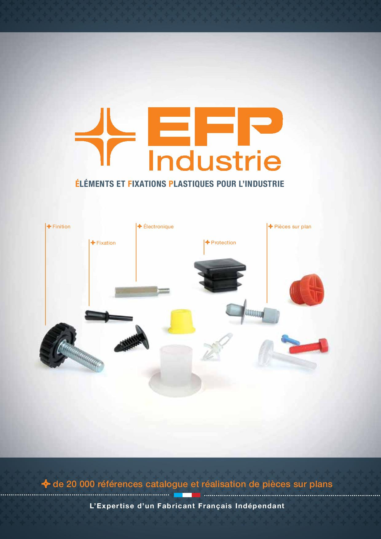 Catalogue EFP Industrie